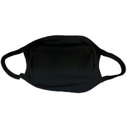 Maske schwarz individuell...